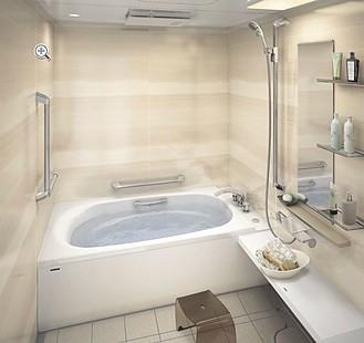 タカラ伸びの美浴室